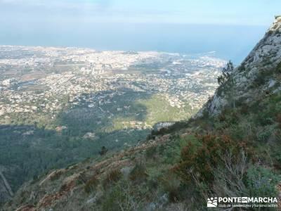 Parque Natural El Montgó y La Catedral del Senderismo;rutas senderismo huelva rutas senderismo lug